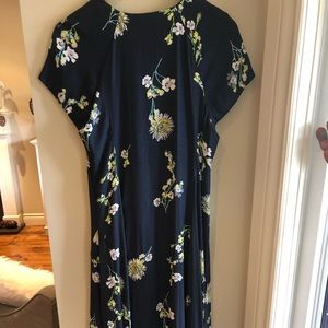 "Free People Dresses - Free people ""lost in you"" floral Large"